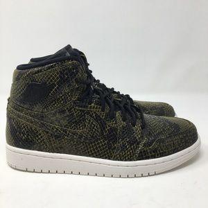Nike Air Jordan 1 Snakeskin Women's N50